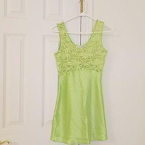 Victoria's Secret chemise gown xs